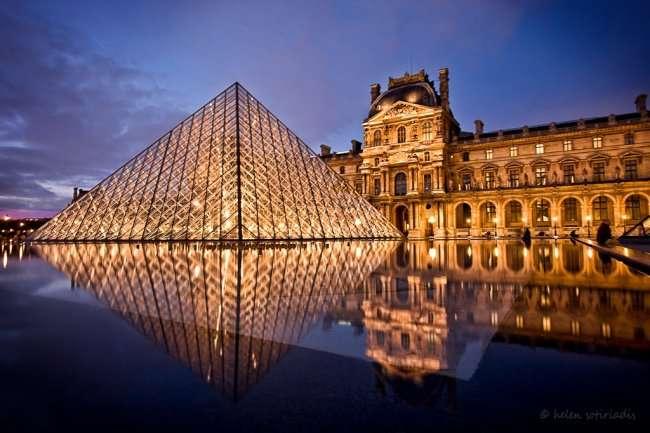 Едем в Париж (7 фото)