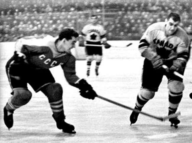Интересные факты о хоккее (20 фото)