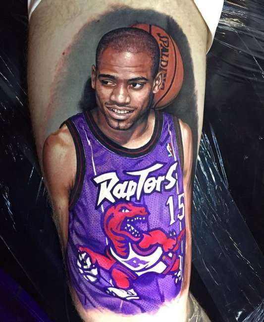 Гиперреалистичные татуировки от Стива Бутчера (11 фото)