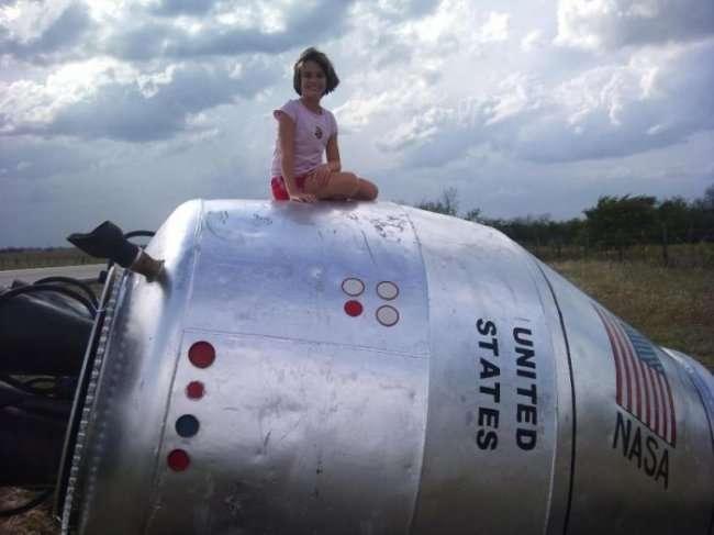 «Космический корабль» NASA, который никогда не был в космосе (10 фото)