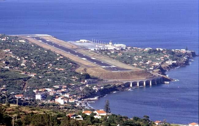 Опаснейшие аэропорты в мире (7 фото)
