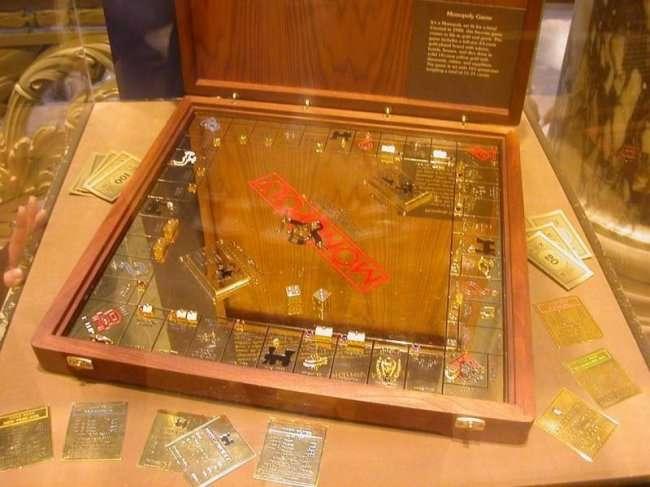 Интересные факты об игре в монополию (4 фото)