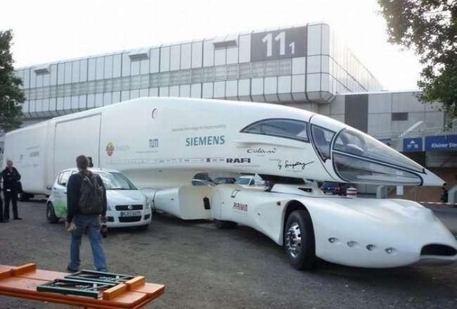 10 невероятных авто от Луиджи Колани (10 фото)