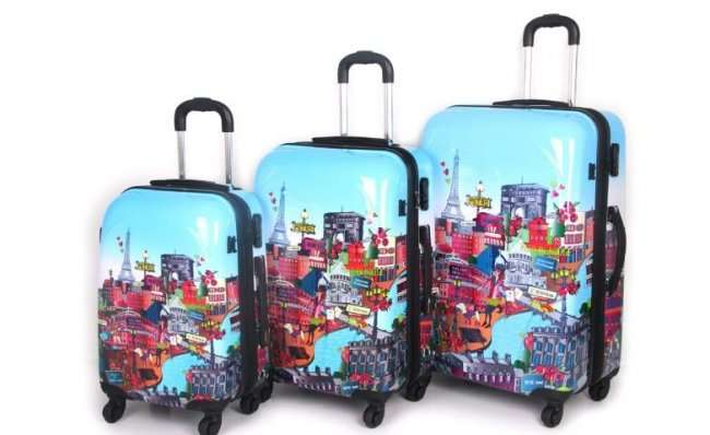 Интересные факты о чемоданах (5 фото)