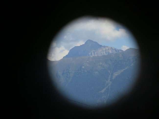 Умный указатель гор из Швейцарии (3 фото)