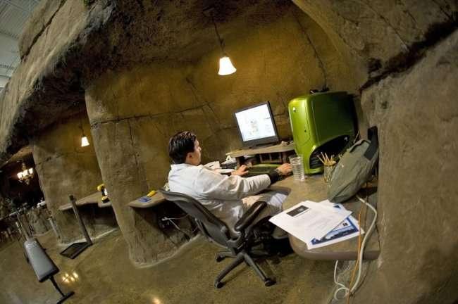 Необычные офисы мира (16 фото)