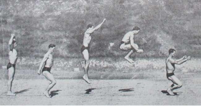 Зарождение и становление спорта (8 фото)