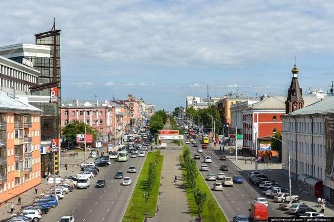 Достопримечательности трехсотлетнего Барнаула