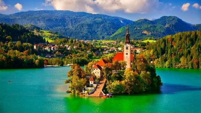 Интересные факты о Словении (12 фото)