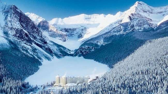 10 удивительных горнолыжных курортов мира (10 фото)
