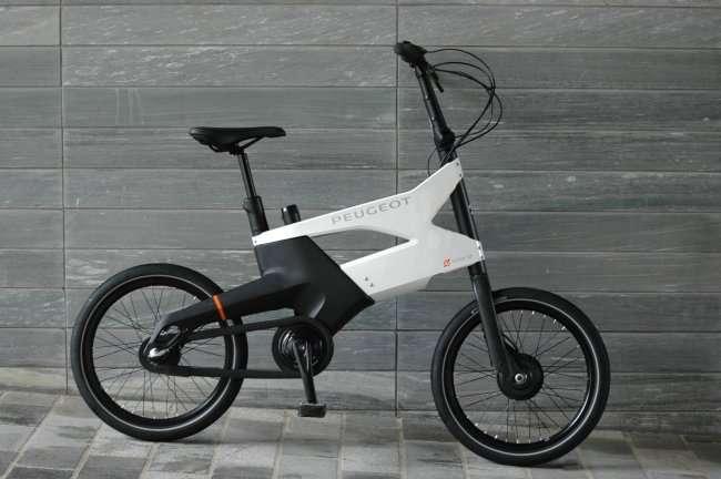 О новинке складного электрического велосипеда Eltreco