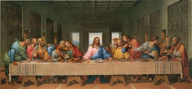Интересные факты о живописи (9 фото)