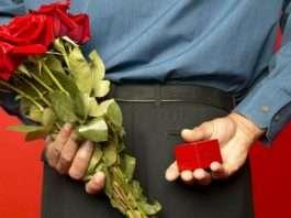 Какие мужчины дарят подарки женщинам 97
