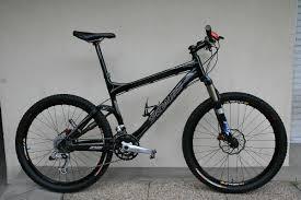 Гірський велосипед — Вікіпедія
